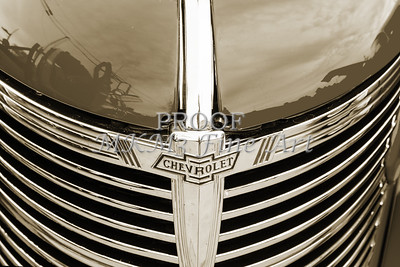 1938 Chevrolet Classic Car Photograph 6750.01