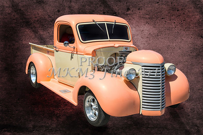 1939 Chevrolet Pickup Vintage Car Fine Art Prints Photograph Antique 3551.02