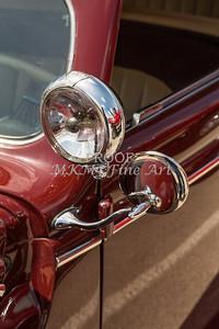 1939 Ford 4 Door Deluxe Convertible 5542.10
