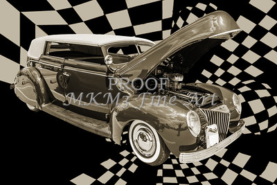 1939 Ford 4 Door Deluxe Convertible 5542.52
