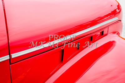 1940 Chevrolet Master Classic Hood  Color  3114.02
