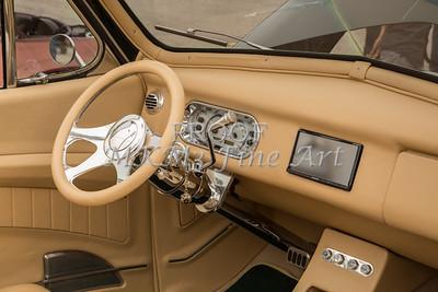 1940 Mercury Convertible Vintage Classic Car Photograph 5233.02