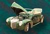 1940 Mercury Convertible Vintage Classic Car Painting 5235.03