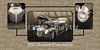 1940 Mercury Convertible Vintage Classic Car Painting 5237.01