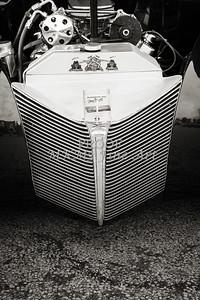1940 Mercury Convertible Vintage Classic Car Photograph 5215.01