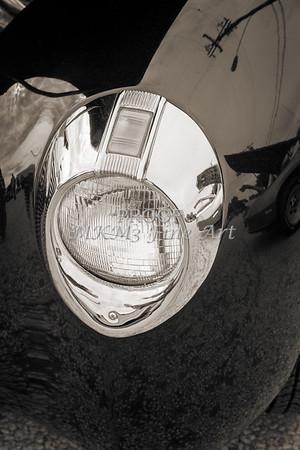 1940 Mercury Convertible Vintage Classic Car Photograph 5213.01