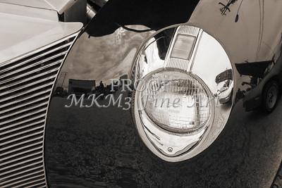 1940 Mercury Convertible Vintage Classic Car Photograph 5214.01