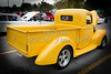 1941 Ford Pickup Truck Side View  Classic Automobile in Color 3081.02