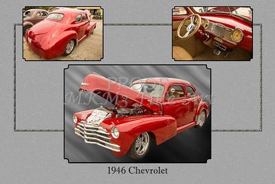 1946 Chevrolet Classic Car Photograph 6771.02