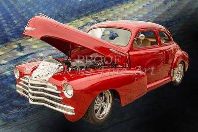 1946 Chevrolet Classic Car Photograph 6767.02