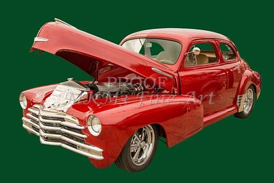 1946 Chevrolet Classic Car Photograph 6768.02