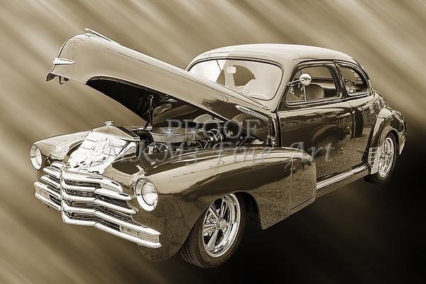 1946 Chevrolet Classic Car Photograph 6766.01
