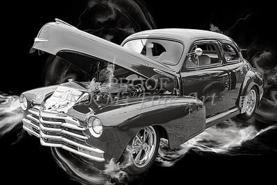1946 Chevrolet Classic Car Photograph 6769.01