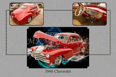 1946 Chevrolet Classic Car Photograph 6772.02