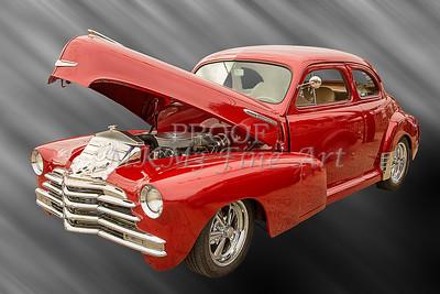 1946 Chevrolet Classic Car Photograph 6766.02