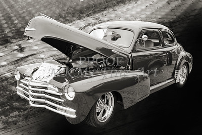 1946 Chevrolet Classic Car Photograph 6767.01