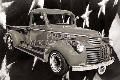 5514.03 1946 GMC Pickup Truck