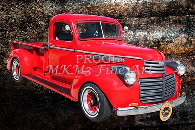 1946 GMC Pickup Truck 5514 .02