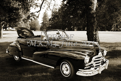1947 Pontiac Convertible Photograph 5544.56