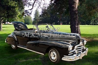1947 Pontiac Convertible Photograph 5544.07