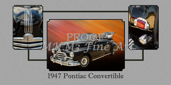 1947 Pontiac Convertible Photograph 5544.02