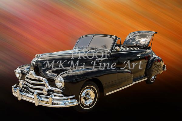 1947 Pontiac Convertible Photograph 5544.06