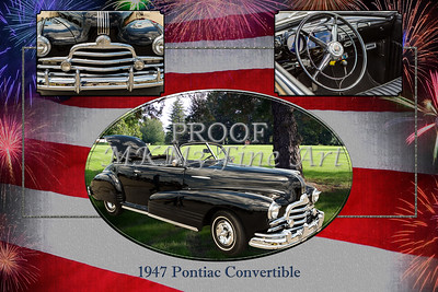 1947 Pontiac Convertible Photograph 5544.01