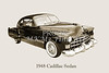 1948 Cadillac Sedan Classic Car Photograph 6722.01