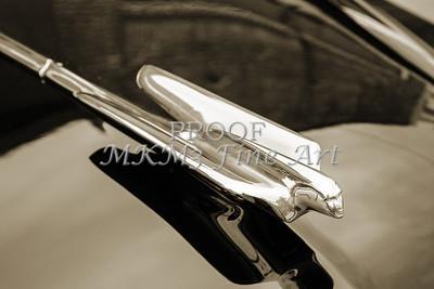 1948 Cadillac Sedan Classic Car Photograph 6714.01