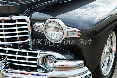 1948 Lincoln Continental Car or Automobile Front Fender in Color  3153.02