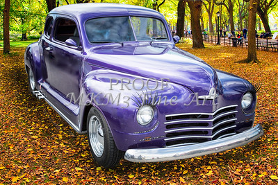 Color Photograph of a Complete 1948 Plymouth Classic Car 3388.02