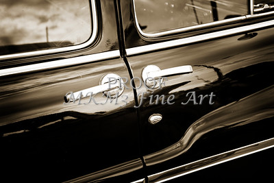 1949 Mercury Classic Car Suicide Doors in Sepia 3201.01