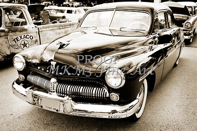Complete 1949 Mercury Classic Car in Sepia 3197.01