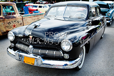 Complete 1949 Mercury Classic Car in Color 3197.02