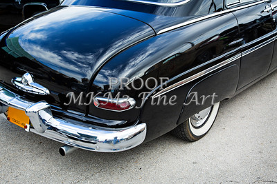 1949 Mercury Classic Car Trunk and Tail lights in Color 3200.02