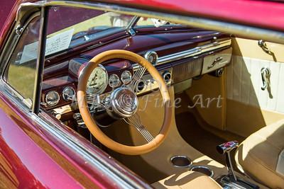1949 Mercury Coupe Interior Color 3037.02
