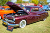 1949 Mercury Coupe in Color Purple 3036.02
