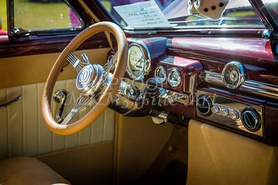 1949 Mercury Coupe Interior in Color 3040.02