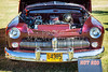 1949 Mercury Coupe Front Grill Color 3038.02