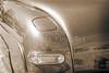 1949 Mercury Coupe Taillight in Sepia 3042.01