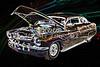 1961 Mercury Classic Car Drawing 051.02