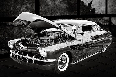 1961 Mercury Classic Car Photograph 004.01