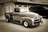 1954 Chevrolet Pickup Classic Car Photograph 6736.01