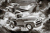1954 Chevrolet Pickup Classic Car Photograph 6735.01