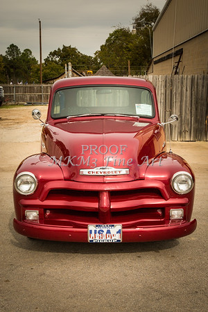 1954 Chevrolet Pickup Classic Car Photograph 6738.02