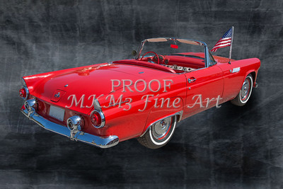 1955 Thunderbird Photograph Fine Art Prints 1247.02