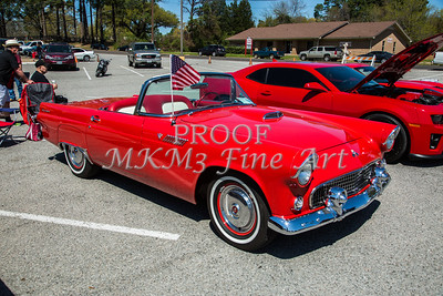 1955 Thunderbird Photograph Fine Art Prints 1257.02