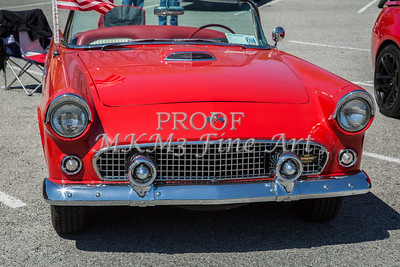 1955 Thunderbird Photograph Fine Art Prints 1255.02