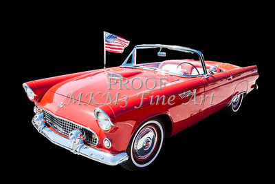 1955 Thunderbird Photograph Fine Art Prints 1250.02