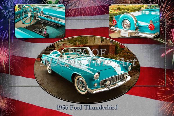 1956 Ford Thunderbird 5510.02